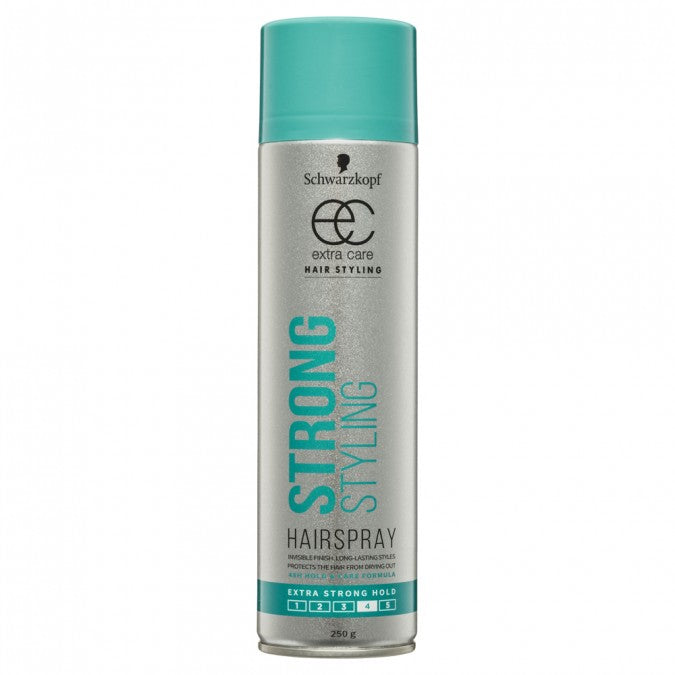 SCHWARZKOPF Extra Care Strong Styling Hairspray Extra Strong Hold 250g