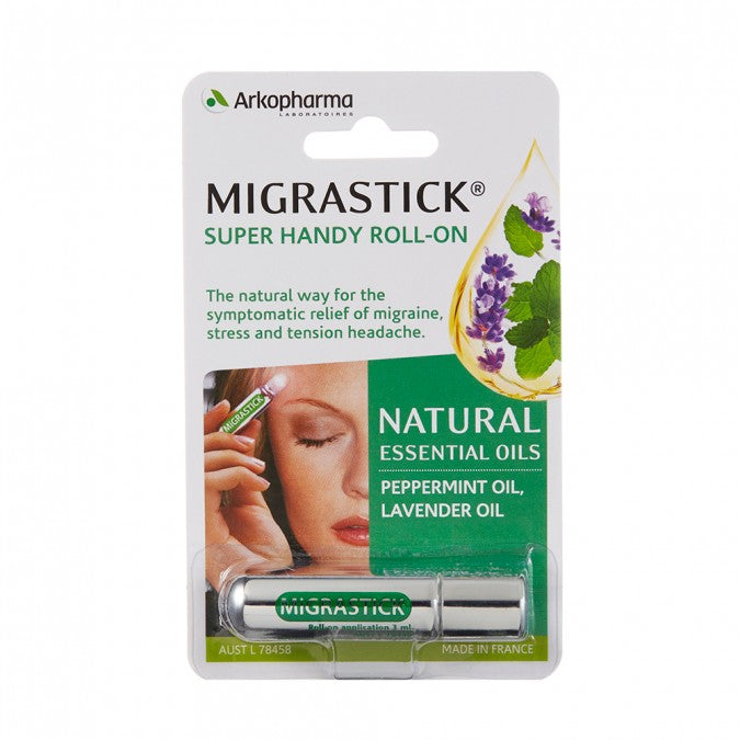 MIGRASTICK Roll-On 3mL