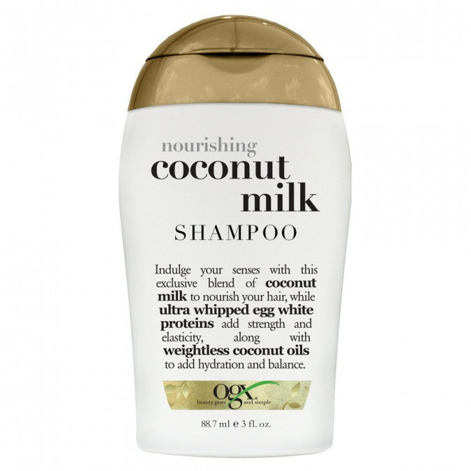 OGX Nourishing Coconut Milk Shampoo 88.7mL