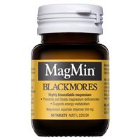 BLACKMORESÊMagMin 500mg 50 Tablets - Best Buy Pharmacy