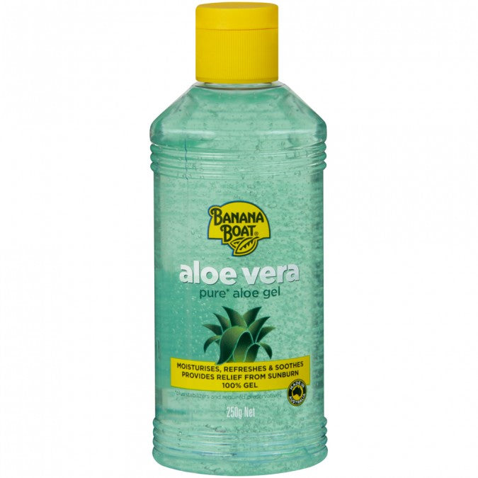 BANANA BOAT Aloe Aftersun Gel 250g - Best Buy Pharmacy