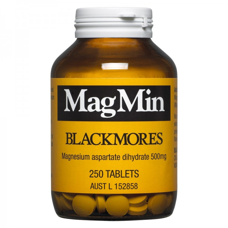Blackmores Mag Min 500mg 250 Tablets - Best Buy Pharmacy