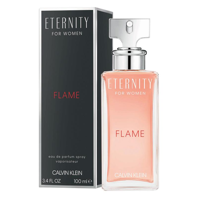 CALVIN KLEIN Eternity Flame For Women EDP 100 mL - Best Buy Pharmacy