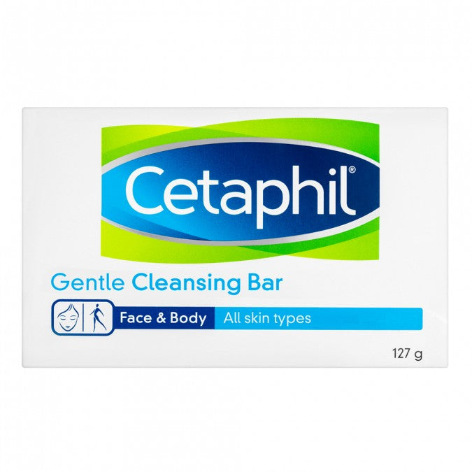 CETAPHIL Gentle Cleansing Antibacterial Bar 127 g - Best Buy Pharmacy