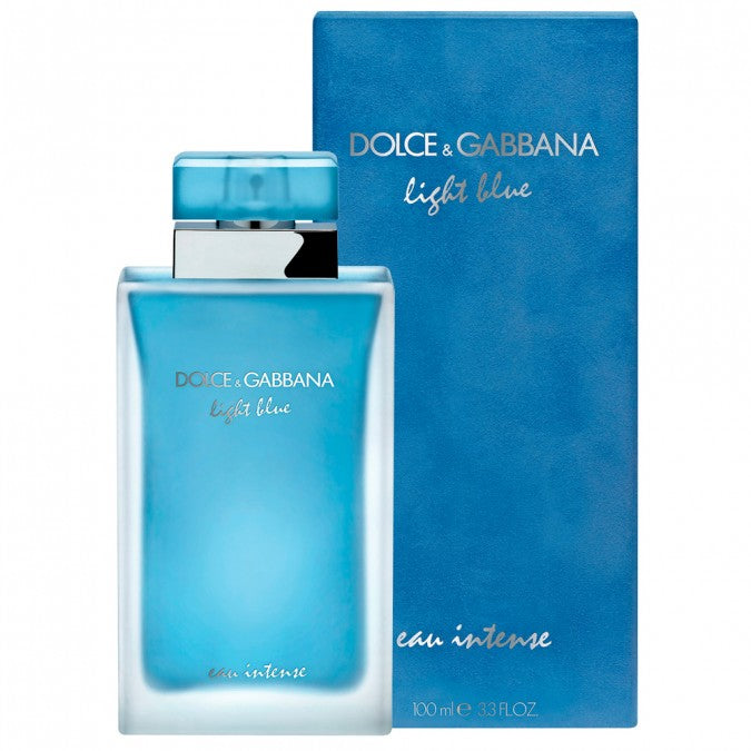 Dolce & Gabbana Light Blue Eau Intense Women EDP 100 mL - Best Buy Pharmacy