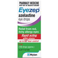 EYEZEP Allergy Eye Drops 6mL