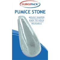 SURGIPACK Mouse Pumice Stone 10 Pack