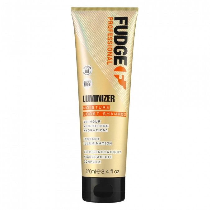 FUDGE Luminizer Moisture Boost Shampoo 250 mL - Best Buy Pharmacy