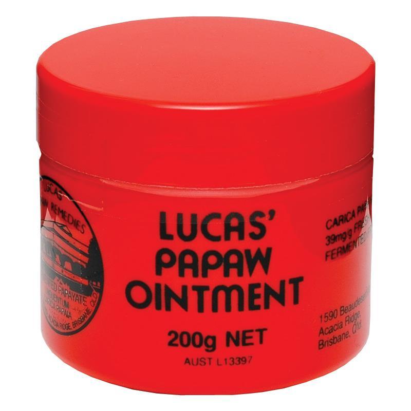 Lucas Papaw Ointment 200g - Best Buy Pharmacy