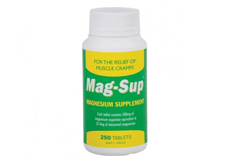 MAG-SUP MAGNESIUM SUPPLEMENT 250 TABLETS - Best Buy Pharmacy