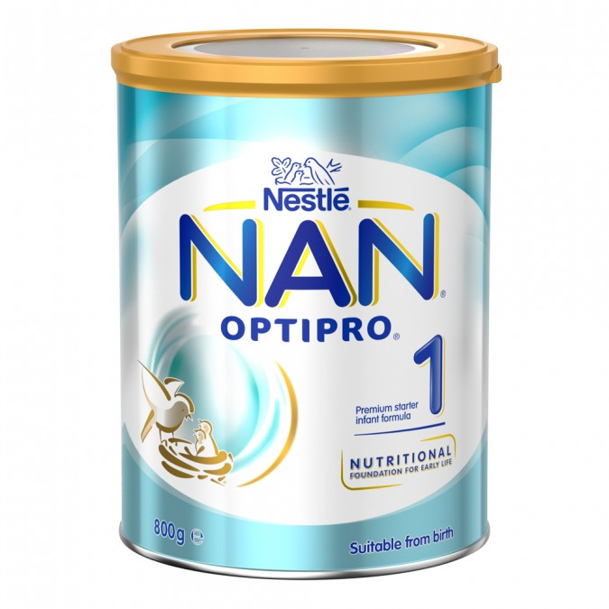 NAN Optipro Stage 1 Infant Formula 800 g - Best Buy Pharmacy