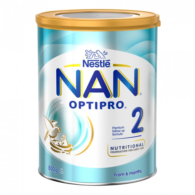 NAN Optipro Stage 2 Follow-On Formula 800 g - Best Buy Pharmacy