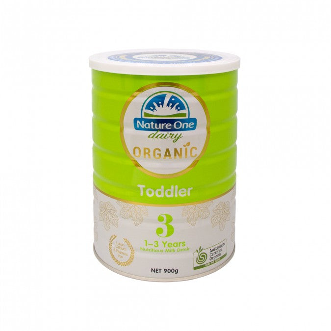 NATURE ONE DAIRY Organic Toddler Nutritious Milk Drink Step 3 900 g - Best Buy Pharmacy