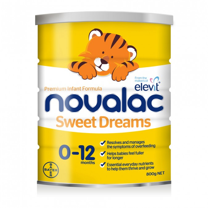 NOVALAC Sweet Dreams 800 g - Best Buy Pharmacy