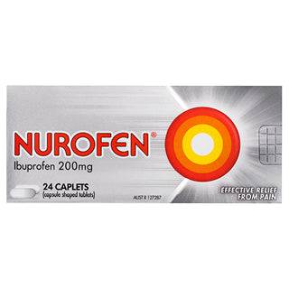 NUROFEN 24 Caplets - Best Buy Pharmacy