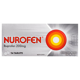 NUROFEN 24 Tablets - Best Buy Pharmacy