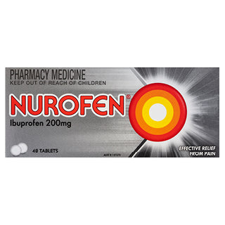 Nurofen 48 Tablets - Best Buy Pharmacy