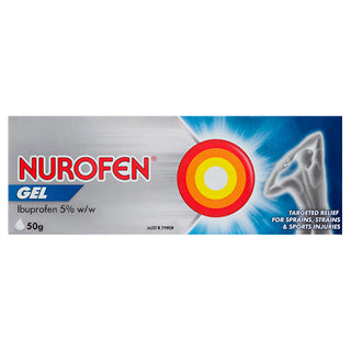 NUROFEN Gel 50g - Best Buy Pharmacy