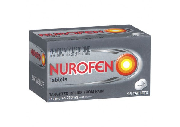 Nurofen 96 Tablets - Best Buy Pharmacy