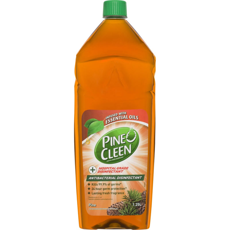 Pine O Cleen Antibacterial Disinfectant Pine 1.25L - Best Buy Pharmacy