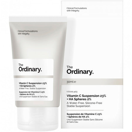 The Ordinary Vitamin C Suspension 23% + HA Spheres 2% 30 mL - Best Buy Pharmacy