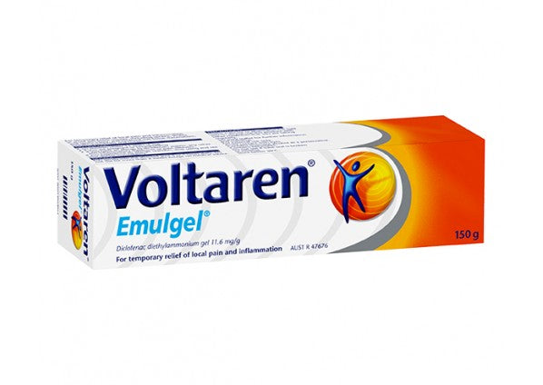 VOLTAREN Emulgel 150g - Best Buy Pharmacy