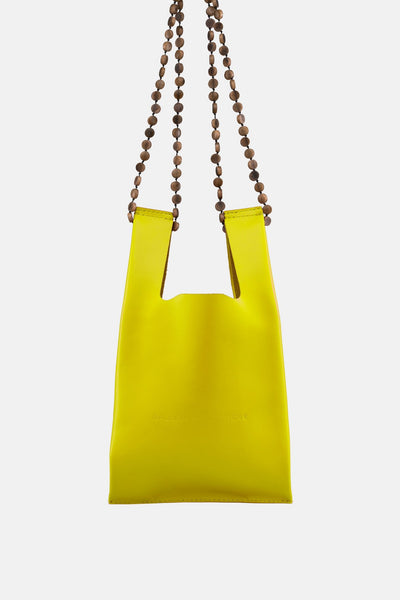 MINI XALA NAPA NEON YELLOW