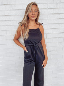 Bootcut Cloth Jumpsuit