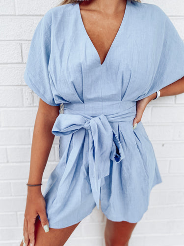No Blues Romper