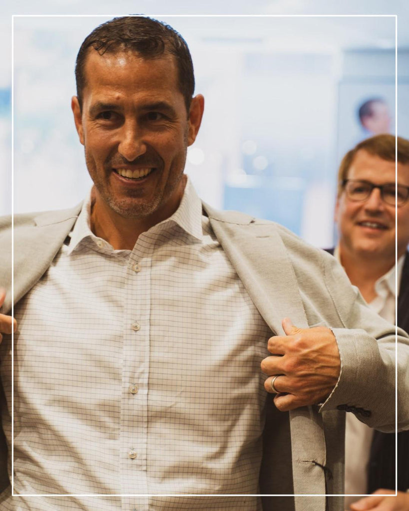 Luke Fickell Hellman Retail Group