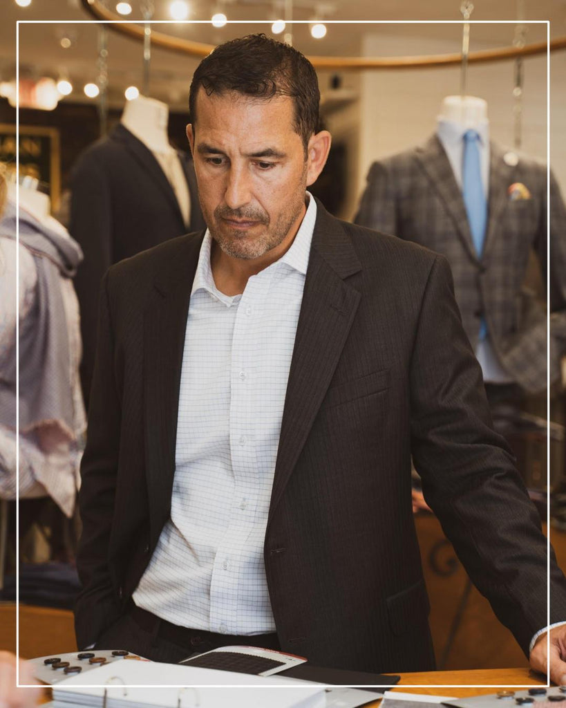 Luke Fickell Hellman Retail Grouo