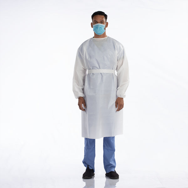 DISPOSABLE ISOLATION GOWN TYPE 4B (APPROVAL PENDING)