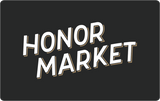 Honor Market Gift Card