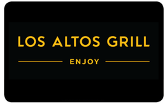 Los Altos Grill Gift Card