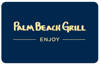 Palm Beach Grill Gift Card