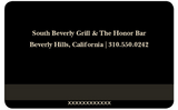 South Beverly Grill & The Honor Bar Gift Card