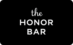 Honor Bar Gift Card