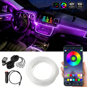 New Ambient Lighting Kit For Car