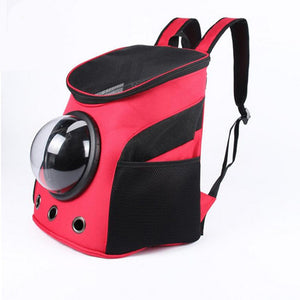 Cat & Dog Astronaut Pet Capsule Backpack