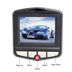 1080P Car Dashcam DVR Recorder Dash Cam