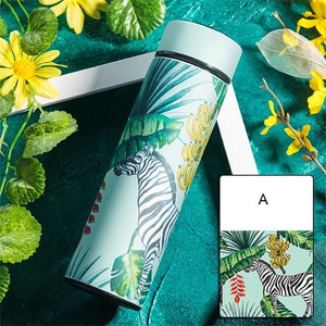Outdoor Stainless Aquatic Tea Coffee Thermos