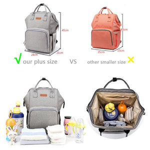 Diaper Bags Mummy Maternity Nappy Changing Bag Large Baby Travel Backpack Nursing Bag