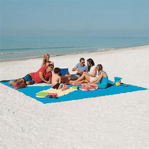 Magic Beach Picnic Sand Mat Family Size - Charlie Dreams
