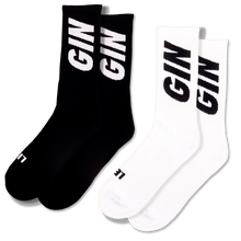Load image into Gallery viewer, GIN SOCKS (2 PACK)