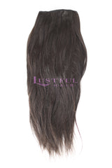 Natural Straight Wefted Hair (Per Bundle)