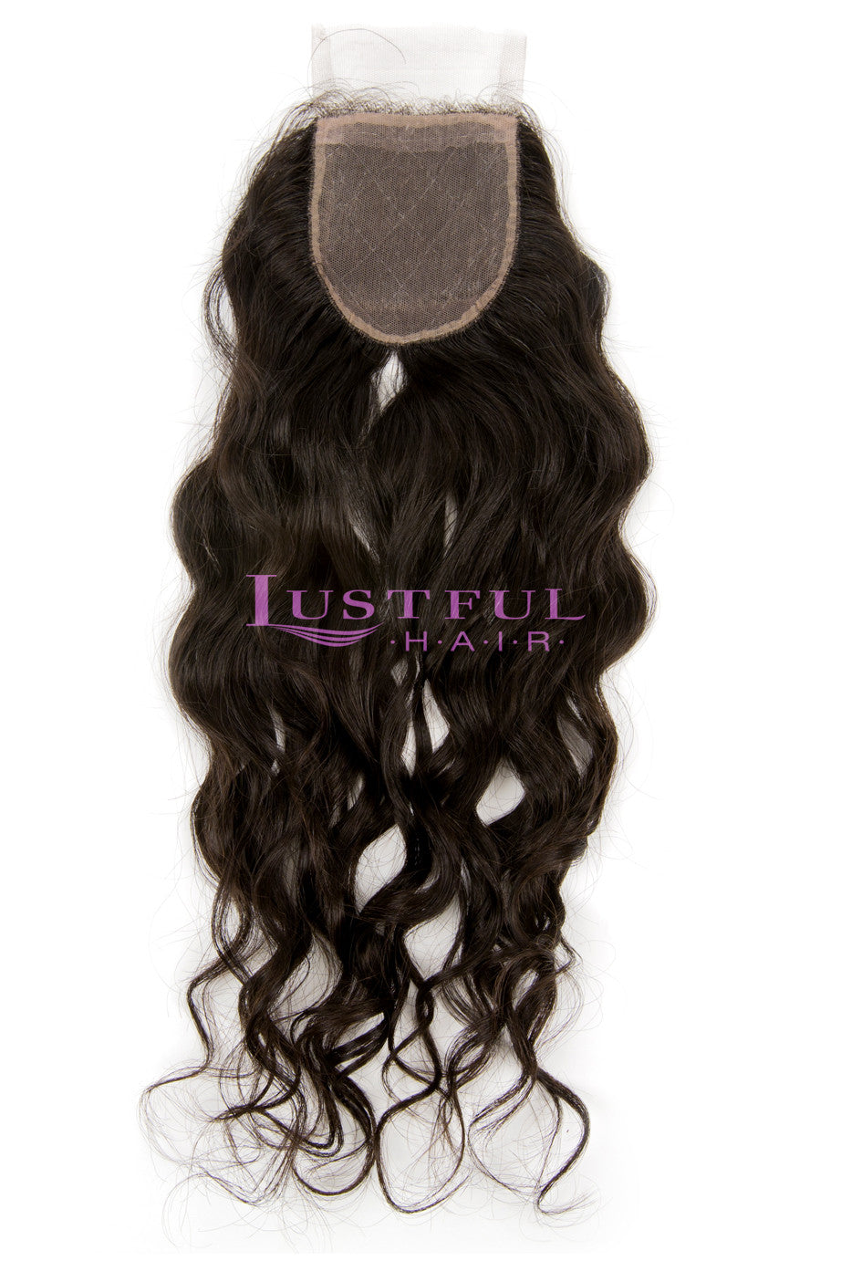 Natural Wavy Silk Top Closure