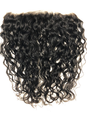 Frontal - Natural Curly