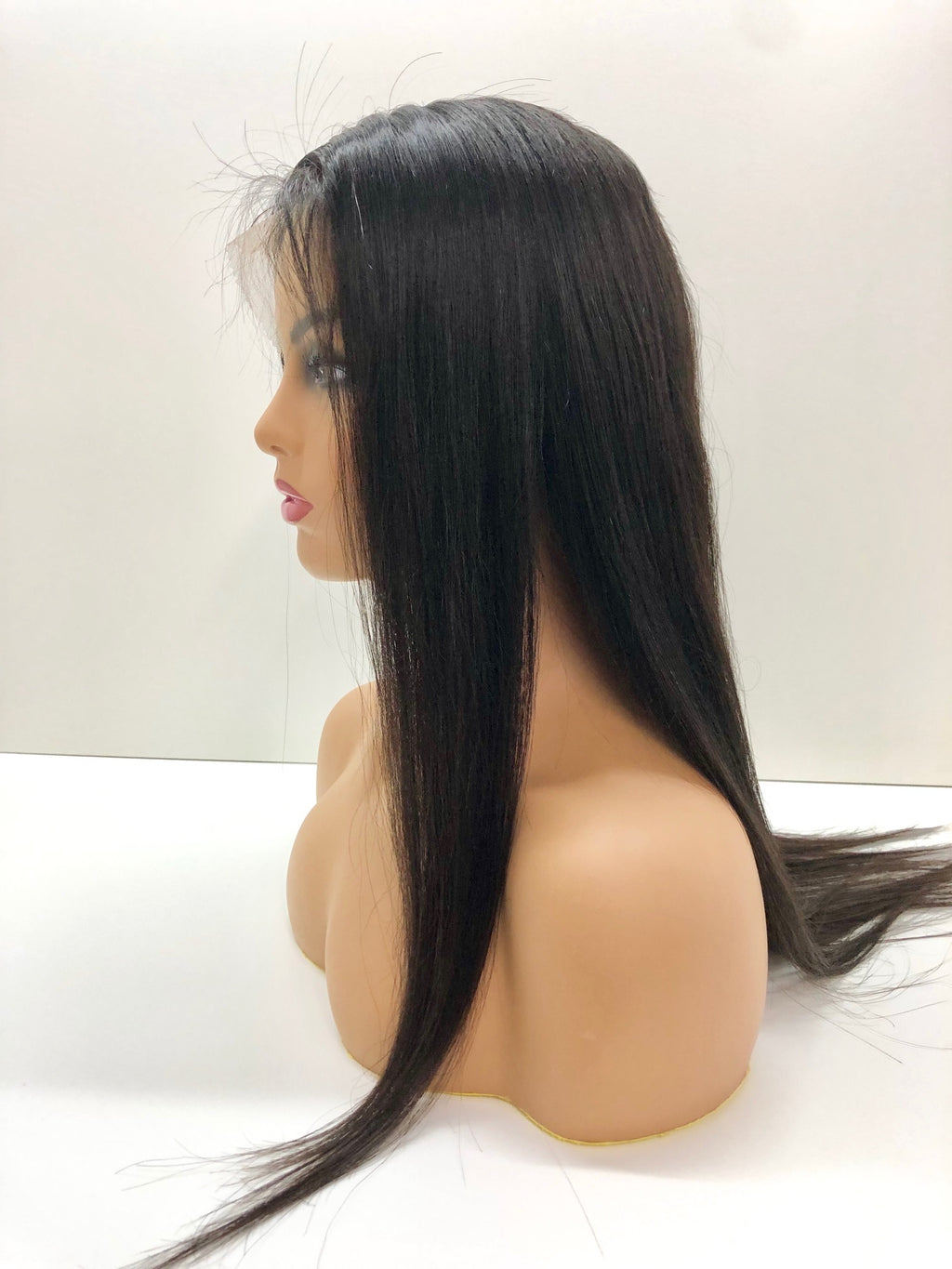 "Full Lace Wig - 18"" Straight"