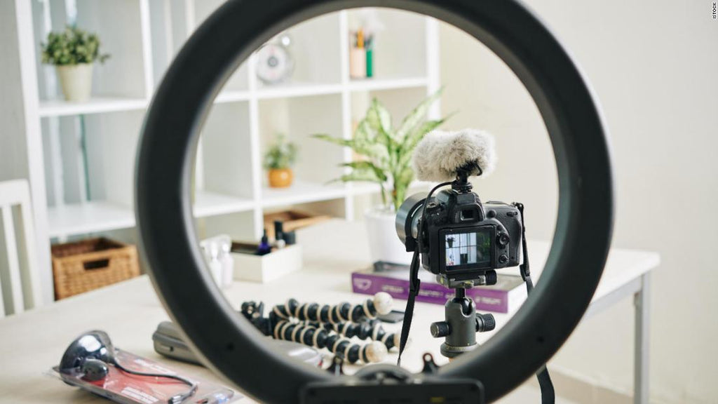 Why Your WFH Setup Should Include a Ring Light