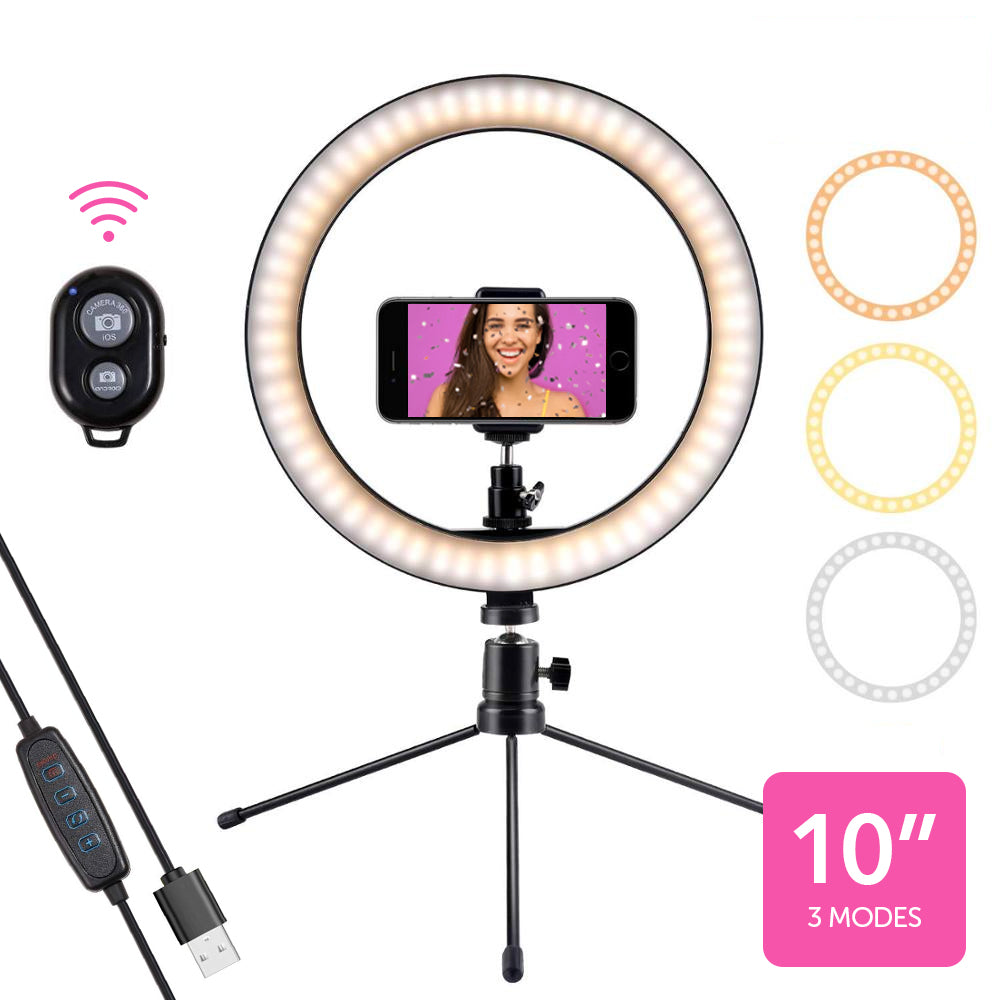Bomb Lighting Ring Light